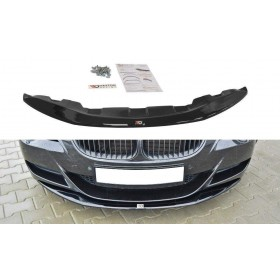 Lame, splitter pare-chocs avant V.1 Bmw M6 E63