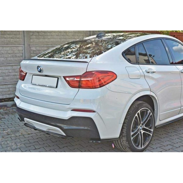 Diffuseur Arriere Central bmw X4 M-Pack