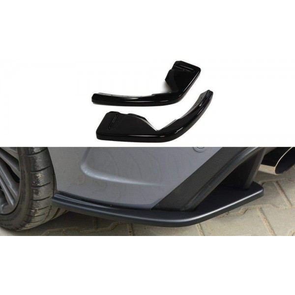 Rajout pare-chocs Arriere Ford Focus 3 Rs