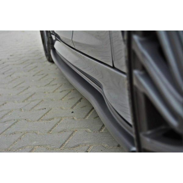 Paire de Diffuseurs Bas de Caisse Ford Focus 3 Rs