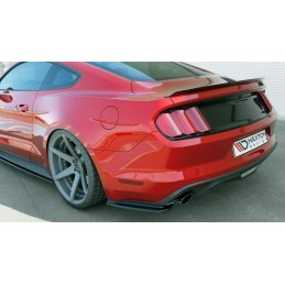 Rajout pare-chocs Arriere Ford Mustang Mk6
