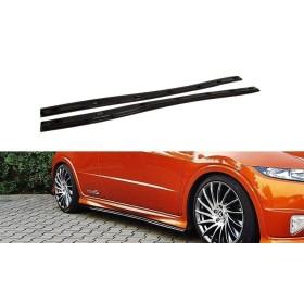 Paire de Diffuseurs Bas de Caisse Honda Civic 8 Type S/R