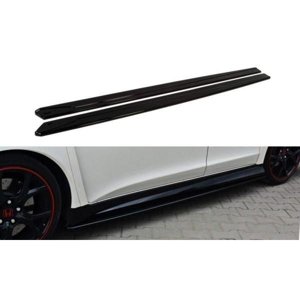 Paire de Diffuseurs Bas de Caisse Honda Civic 9 Type R