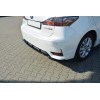 Splitter Arriere Central Lexus Ct Mk Facelift