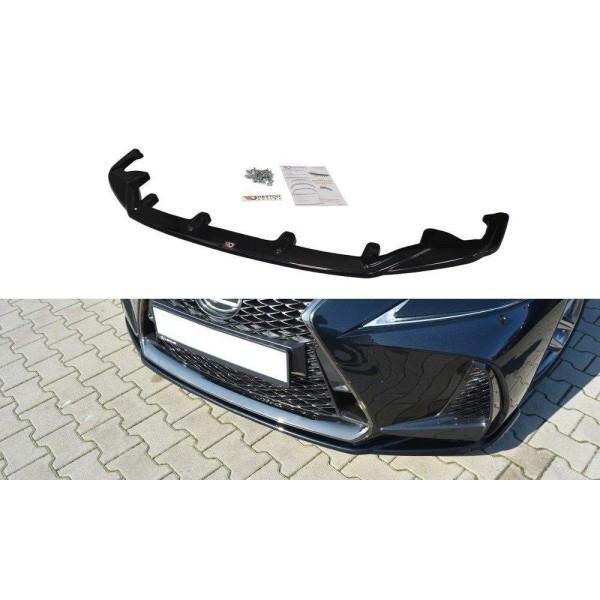 Lame pare-chocs avant Lexus Is Mk3 Facelift F-Sport