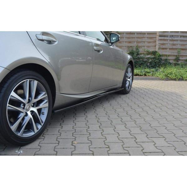 Paire de Diffuseurs Bas de Caisse Lexus Is Mk3