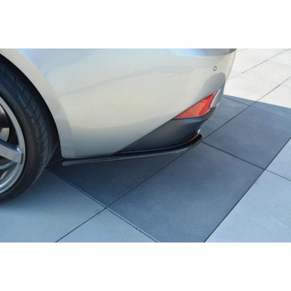 Rajout pare-chocs Arriere Lexus Is Mk3 T