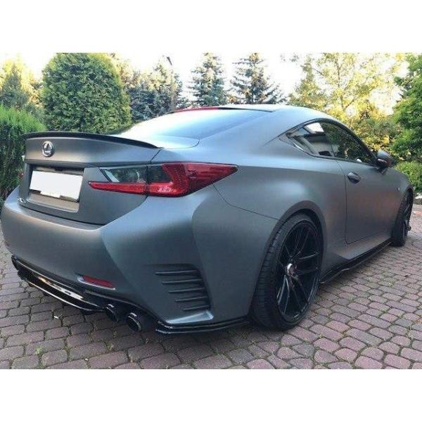 Becquet de Toit Lexus Rc Mk1