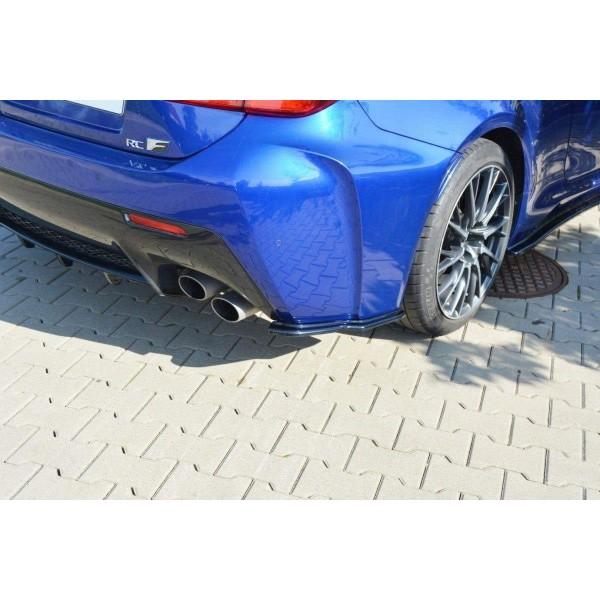 Rajout pare-chocs Arriere Lexus RCF