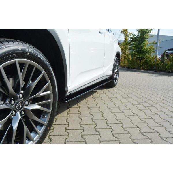 Paire de Diffuseurs Bas de Caisse Lexus Rx Mk4