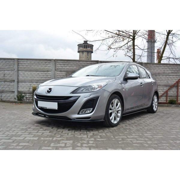 Lame pare-chocs avant Mazda 3 Mk2 Sport