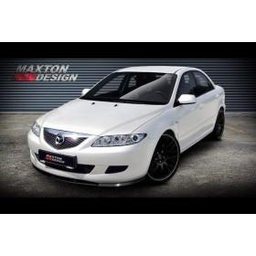 Rajout, lame pare-chocs Avant Mazda 6