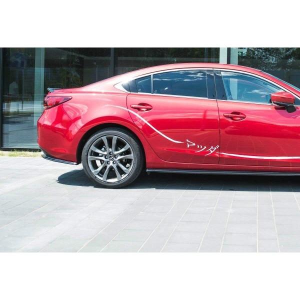 Rajout pare-chocs Arriere Mazda 6 Gj (Mk3) Facelift