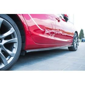 Paire de Diffuseurs Bas de Caisse Mazda 6 Gj (Mk3) Facelift