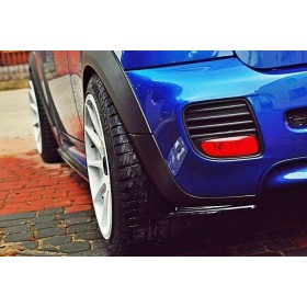 Rajout pare-chocs Arriere Mini Cooper R56 Jcw