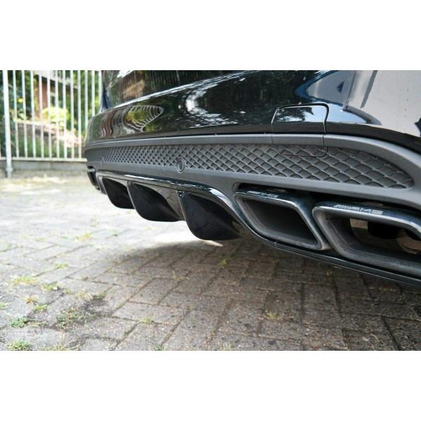Rajout pare-chocs Arriere Mercedes Classe-C S205 63Amg Estate
