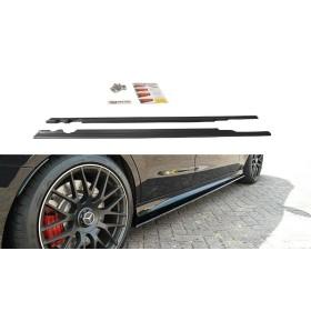 Paire de Diffuseurs Bas de Caisse Mercedes Classe-C S 205 63Amg Estate