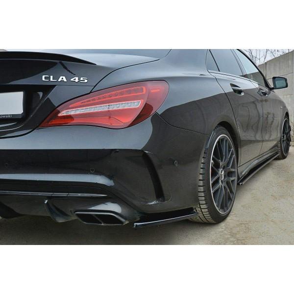 Rajout pare-chocs Arriere Mercedes CLA A45 Amg C117 Facelift