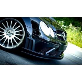 Lame Du Pare Chocs Avant Mercedes Clk W209