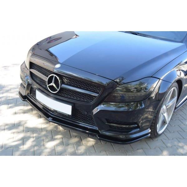 Lame pare-chocs avant Mercedes Cls C218