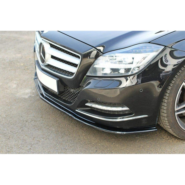 Lame pare-chocs avant V.1 Mercedes Cls C218