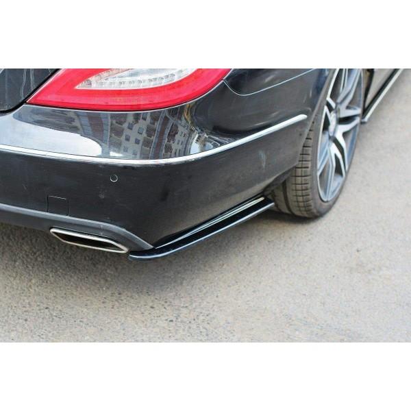 Splitters, rajout pare-chocs Arriere Mercedes Cls C218