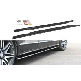 Set diffuseurs Bas de Caisse Mercedes Cls C218