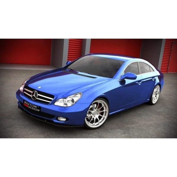 Lame pare-chocs avant Mercedes Cls C219