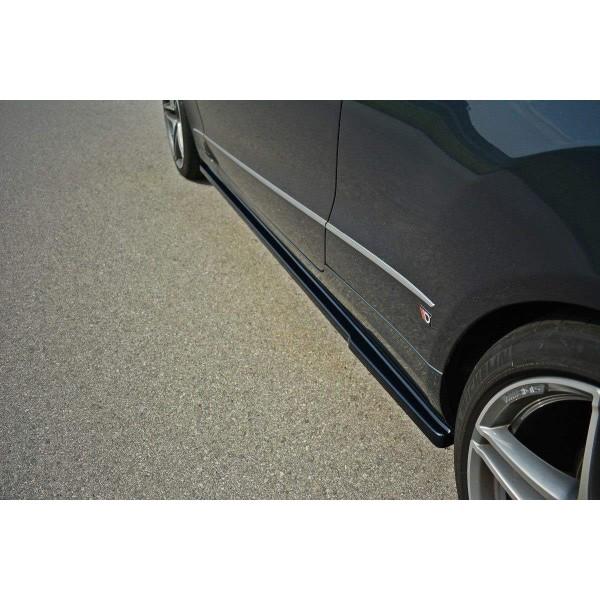 Paire de Diffuseurs Bas de Caisse Mercedes E W212