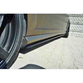 Rajout Du Bas de Caisse Mercedes S W221 Amg Lwb