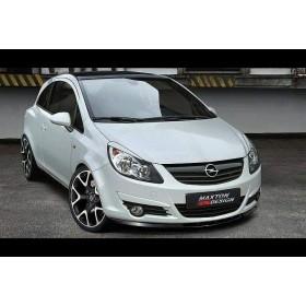 Lame Lame pare-chocs avant Opel Corsa D