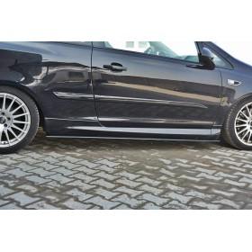 Set des Rajouts des Bas de Caisse Opel Corsa D Opc, Vxr
