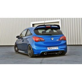 Rajout pare-chocs Arriere Opel Corsa E