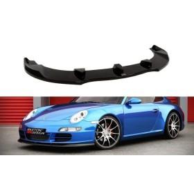 Lame pare-chocs avant Porsche 911 Carrera 997