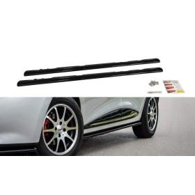 Paire de Diffuseurs Bas de Caisse Renault Clio Mk4