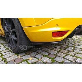 Rajout pare-chocs Arriere Renault Megane 3 Rs
