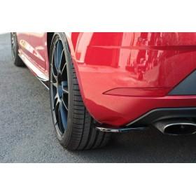 Rajout pare-chocs Arriere v.1 Seat Leon Mk3 Cupra Facelift