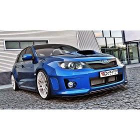Spoiler Lame pare-chocs avant Subaru Impreza