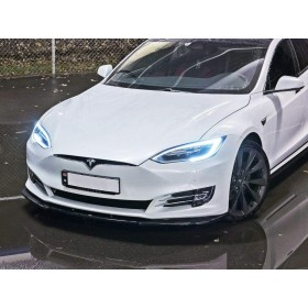 Lame pare-chocs avant V.1 Tesla Model S Facelift