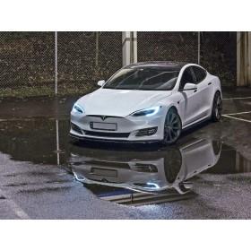 Paire de Diffuseurs Bas de Caisse Tesla Model S Facelift