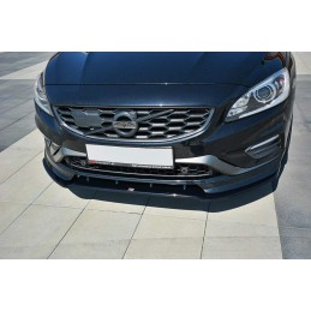 Lame pare-chocs avant V.1 Volvo V60 Polestar Facelift