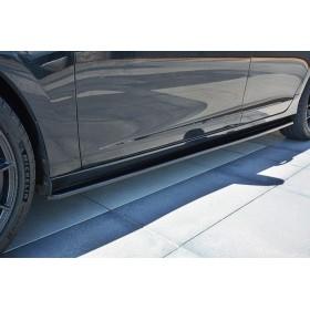 Paire de Diffuseurs Bas de Caisse Volvo V60 Polestar Facelift