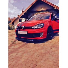 Splitter,Lame Avant VW Golf 6