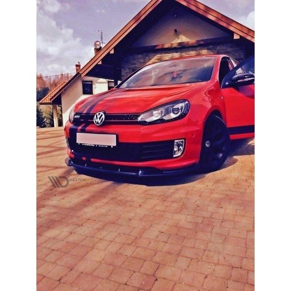 Splitter,Lame Avant VW Golf 6