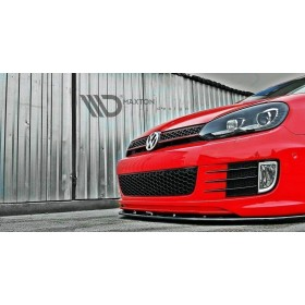 spoiler, lame pare-chocs Avant VW Golf Mk6