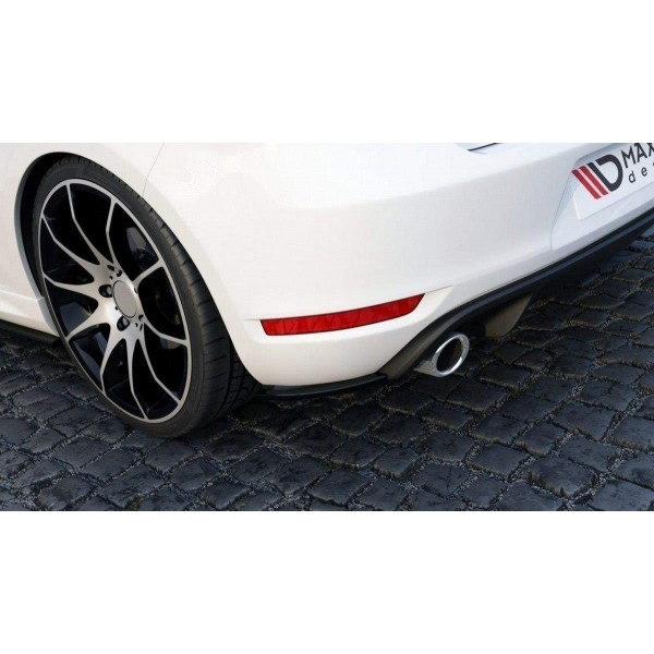 Rajout pare-chocs Arriere VW Golf VI Gti 35Th