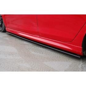 Paire de Diffuseurs Bas de Caisse VW Golf VMk6