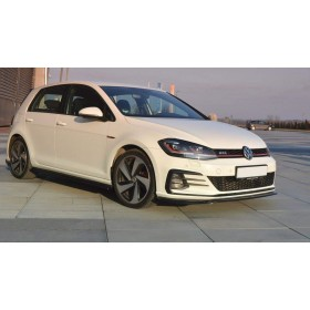 Lame splitter pare-chocs Avant VW Golf 7 Gti