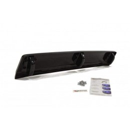 Rajout diffuseur Arriere Central VW Golf 7-R
