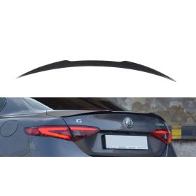 Becquet spoiler Alfa Giulia